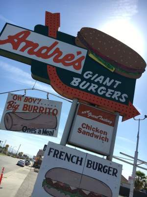 Andre's Drive-In - Bakersfield, CA