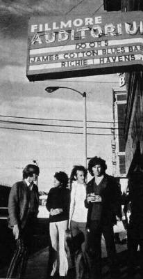 The Fillmore West - 1967